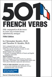 501 French Verbs (Barron's 501 French Verbs)
