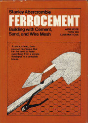 Ferrocement: Building with cement sand and wire mesh