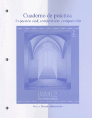 Workbook/Laboratory Manual To Accompany Avance! Intermediate Spanish