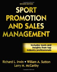Sport Promotion And Sales Management