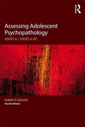 Assessing Adolescent Psychopathology: MMPI-A / MMPI-A-RF
