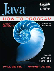 Java How to Program Early Objects