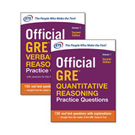 Official GRE Value Combo