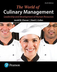 World of Culinary Management