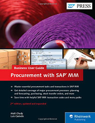 SAP Purchasing and Procurement with SAP MM