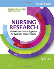 Study Guide for Nursing Research