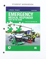 Workbook for Emergency Medical Responder by Chris Le Baudour