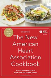 New American Heart Association Cookbook