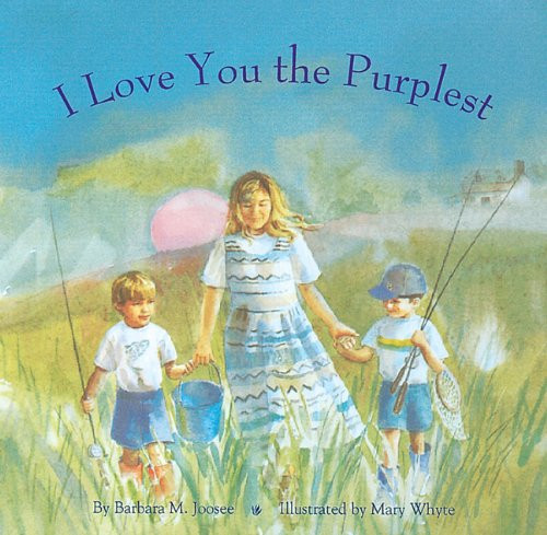 I Love You the Purplest