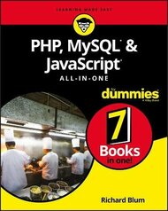 PHP MySQL JavaScript All-in-One For Dummies