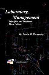 Laboratory Management Principles and Processes