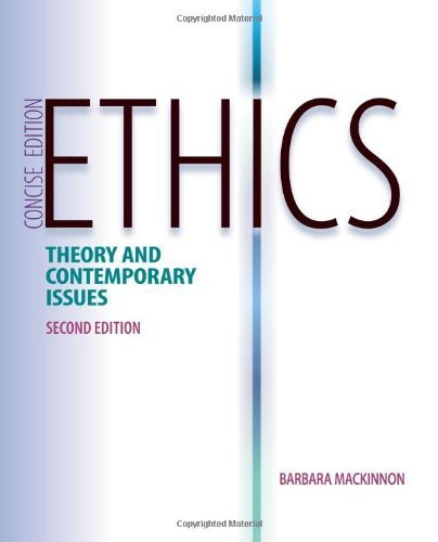 Ethics Concise Edition