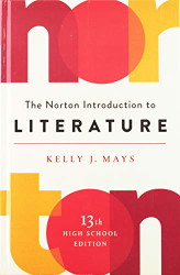 Norton Introduction to Literature Kelly Mays