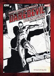 David Mazzucchelli?ÇÖs Daredevil Born Again Artisan Edition