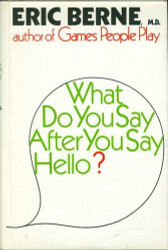 What do you say after you say hello?