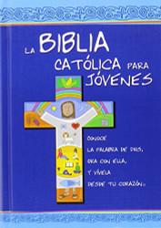 Biblia Catolica para Jovenes La Cartone (Spanish Edition)