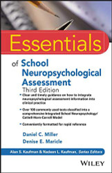 Essentials of School Neuropsychological Assessment