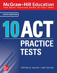 McGraw-Hill Education ACT Practice Tests