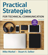 Practical Strategies for Technical Communication with 2020
