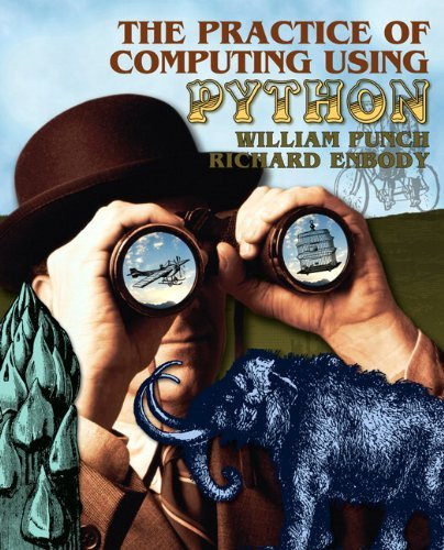 Practice Of Computing Using Python