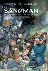 Sandman: The Deluxe Edition Book One