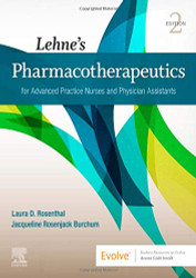 Lehne's Pharmacotherapeutics for Advanced Practice Nurses & Physician Assistants