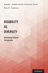 Disability as Diversity: Developing Cultural Competence