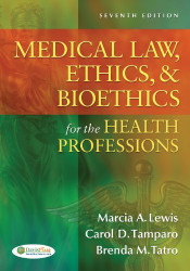 Medical Law Ethics And Bioethics For Ambulatory Care