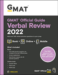 GMAT Official Guide Verbal Review