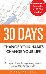 30 Days - Change your habits Change your life