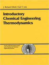 Introductory Chemical Engineering Thermodynamics