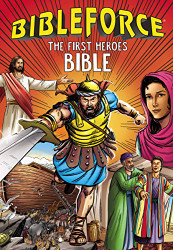 BibleForce Flexcover: The First Heroes Bible