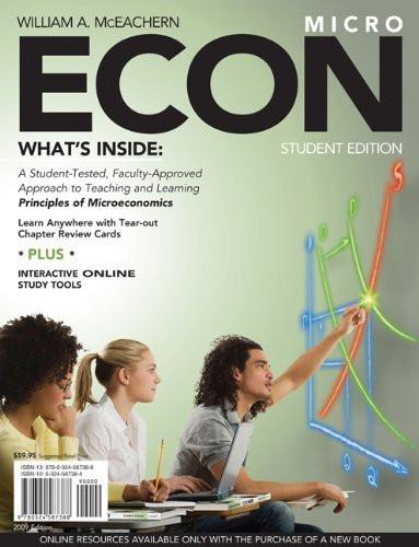 ECON for Microeconomics