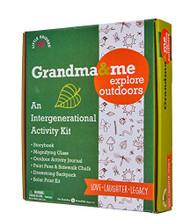 Grandma and Me: Explore Outdoors Activity Kit