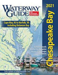 Waterway Guide Chesapeake Bay 2021