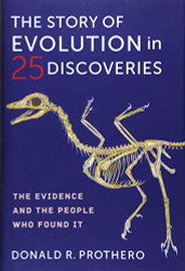 Story of Evolution in 25 Discoveries