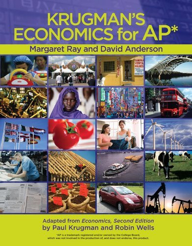 Krugman's Economics For Ap