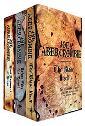 Joe Abercrombie First Law Series 3 Books Collection Set