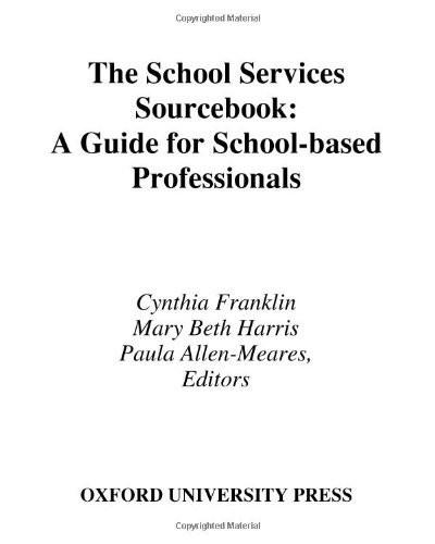 School Services Sourcebook