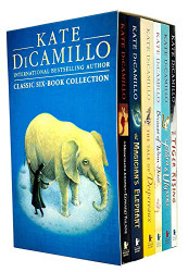Kate Dicamillo Classic Six Books Box Collection Set