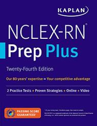 NCLEX-RN Prep Plus