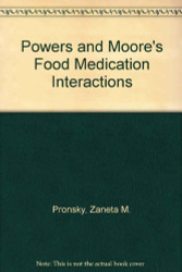 Powers and Moore's Food Medication Interactions