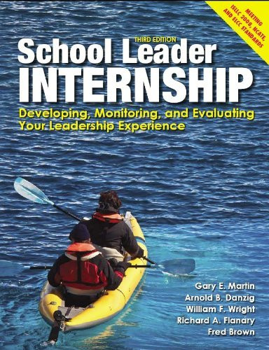 School Leader Internship