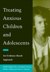 Treating Anxious Children and Adolescents
