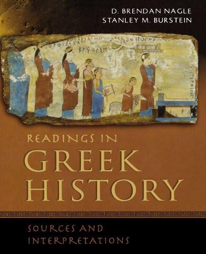 Readings In Greek History