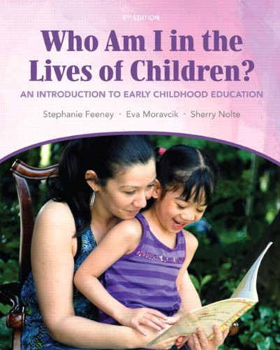 Who Am I In The Lives Of Children?