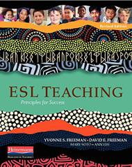ESL Teaching: Principles for Success