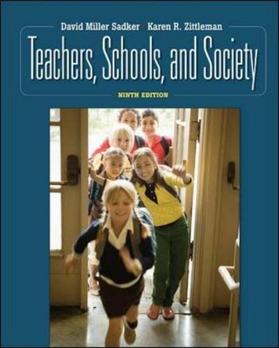 Teachers Schools And Society