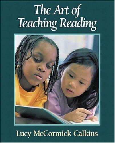 Art Of Teaching Reading