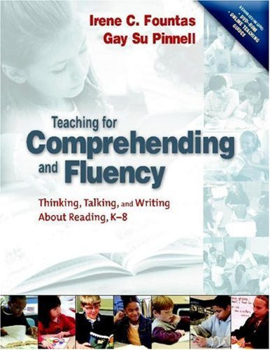 Teaching For Comprehending And Fluency